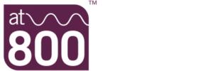 at 800 logo
