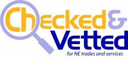 Checked and Vetted Logo