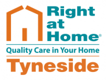 right at home tyneside logo