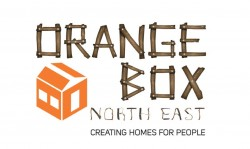Orange Box North East Logo