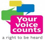 Your Voice Counts Logo