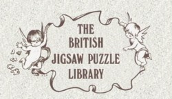 The British Jigsaw Puzzle Library Logo