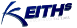 Keiths Coaches Logo