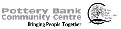Pottery Bank Community Centre Logo
