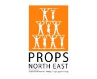 Props North East logo
