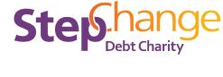 Step Change Debt Charity Logo