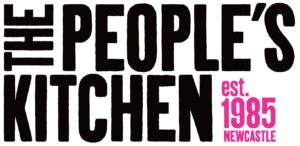 The People's Kitchen Logo