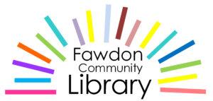 Fawdon library logo