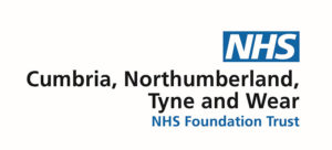 cumbria northumberland tyne and wear trust logo